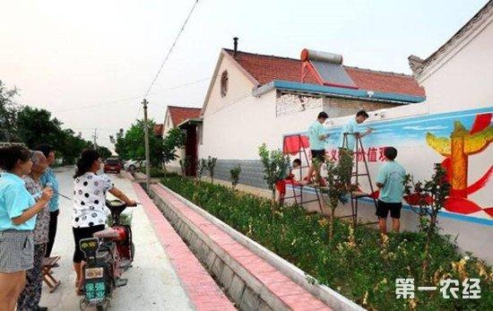 山东寿光农村建设
