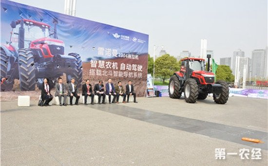 人气爆棚!2018全国农业机械及零部件展览会正式开幕