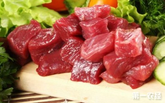 山东沂南2018年一季度羊肉价格涨幅明显