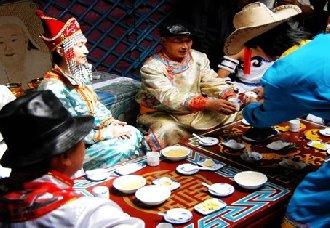 蒙古族马奶酒的制作方法 蒙古族马奶酒的来历