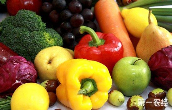 河北春季气温波动较大 水果蔬菜价格略微上涨