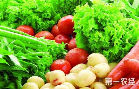 """湖南长沙气温回升 蔬菜""""二元价""""增多"""