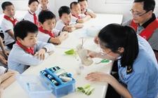 """江西省:推行食品安全""""护校行动"""" 保障学生""""舌尖上""""的安全"""