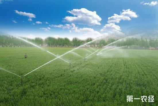 科学灌溉助生产 农业用水零增长