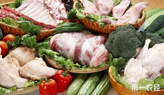 安徽宿城:水果食糖价格上涨 粮食蔬菜价格下跌