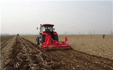 山西推出农机深松整地补助 每亩补助30元