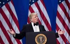 """美总统特朗普表示中美""""很有希望""""达成贸易协议"""