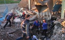 <b>土耳其5.1级地震致损严重 震中地区已造成39人受伤</b>
