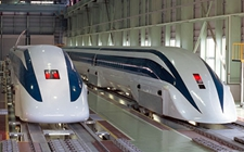 <b>高铁科技:中日联合研制时速500km磁悬浮列车 或成世界最快列车</b>