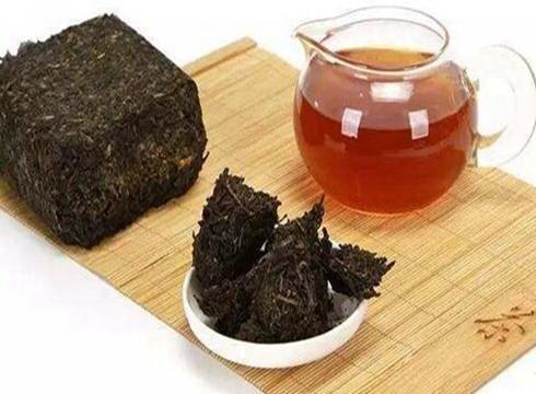 <b>湖南安化发展黑茶产业贫困户种茶脱贫</b>
