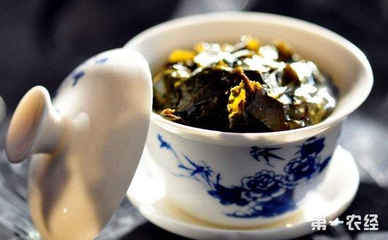 盖碗茶具的不同放法代表什么意思 盖碗茶礼