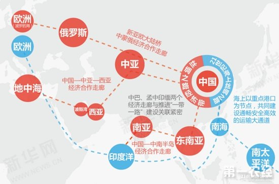 """""""一带一路""""增速明显 2018年前4个月中国外贸增长8.9%"""