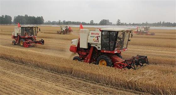 我国已成为世界第一的农机大国