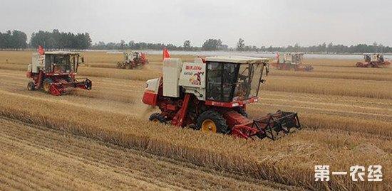 我国已成为世界第一的农机制造和使用大国