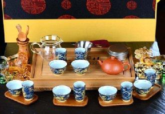功夫茶具适合泡什么茶?功夫茶具的清洗