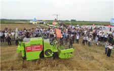 中国无人操作农机实验在兴化展开 无人农机将为农业生产带来巨变