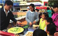 杭州开发区学校门口食品安全专项检查 合格率96.7%