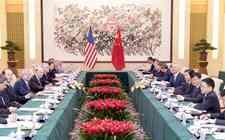 """中美经贸磋商:""""中国节奏""""让美放下""""大棒""""威胁"""