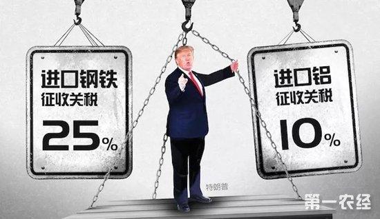 """特朗普发动关税战企图获得""""对等贸易"""""""