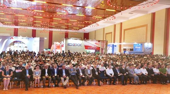 第二十五届国际猪病大会在重庆隆重开幕---养健康猪,吃放心肉