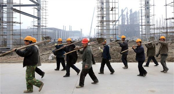 """北京市出台拖欠农民工工资""""黑名单""""管理办法 从不敢欠变成不想欠"""
