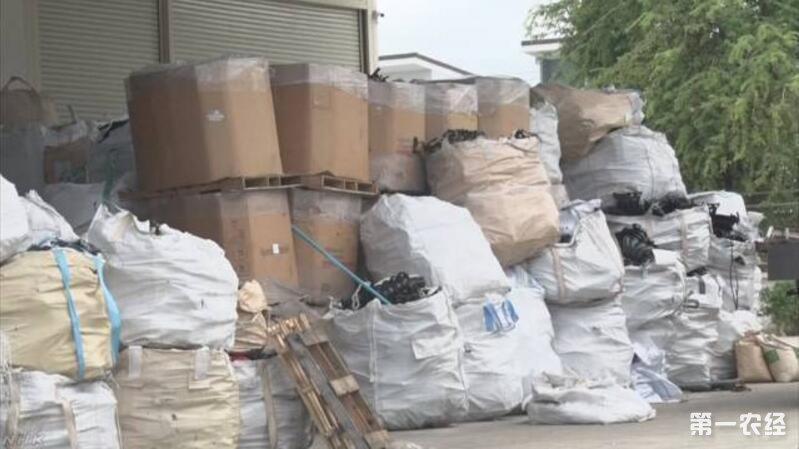 """泰国拒当""""垃圾场"""" 宣布禁止进口可回收废弃物"""