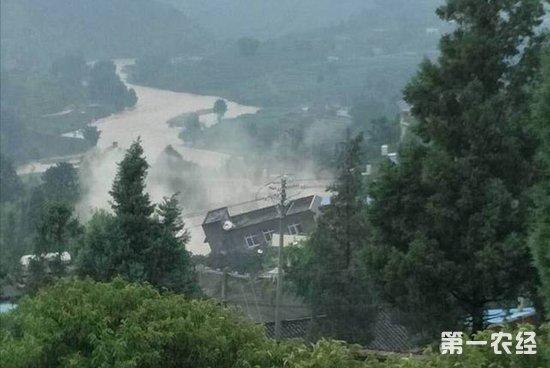 云南宣威发生山体滑坡 253名群众受灾1人遇难