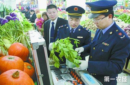 甘肃通报8批次不合格蔬果 二氧化硫超标是主因