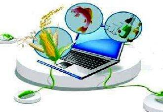 <b>互联网与农业相结合 让农产品走出每个村从而进入新电商时代</b>