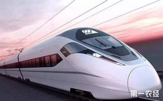 复兴号动车组将领先在京张高铁投入运用,为北京冬奥会打造亮丽风景线