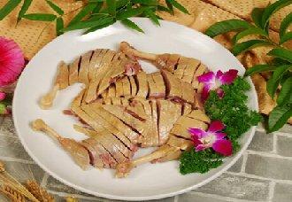 <b>江苏常州特色美食——竹箦风鹅</b>