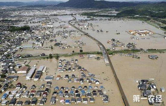 日本西部暴雨已造成90人死亡 紧急救援中伤亡人数还在上升
