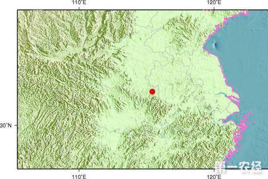 河南信阳发生地震 固原县周边群众有震感
