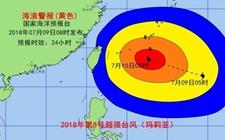 """农村农业部:紧急部署台风""""玛莉亚""""的农业防御工作"""