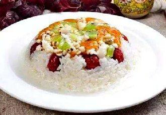 <b>湖北荆州特色美食:荆州八宝饭</b>