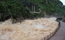 受新一轮强降雨影响 2018年长江第2号洪水将大于1号