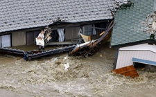 <b>日本暴雨已致195人死亡 灾后重建工作进展缓慢</b>