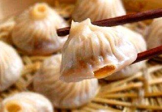 南京特色小吃——南京小笼包