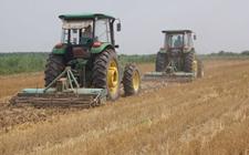 吉林:秸秆覆盖还田保护性耕作面积达到560万亩