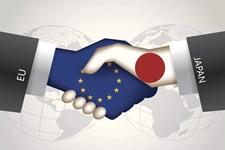 日欧联手抗衡美国 互让签署自贸协定
