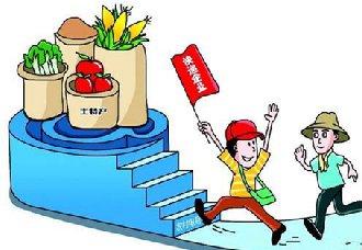 <b>甘肃临夏回族和政县:政府鼓励县乡村的当地农产品与知名电商平台合作</b>