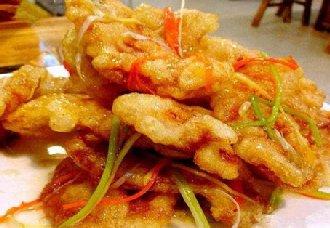 <b>东北特色菜肴——锅包肉</b>
