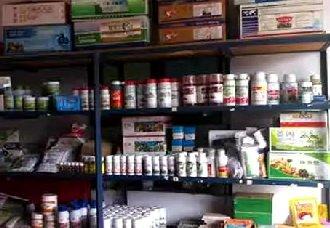 乌鲁木齐:首张农药经营许可证已颁发 有效加强农药市场的管理