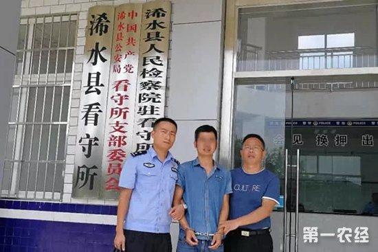 浠水一养鸡场老板使用禁用兽药 生产经营有毒鸡蛋被刑拘!
