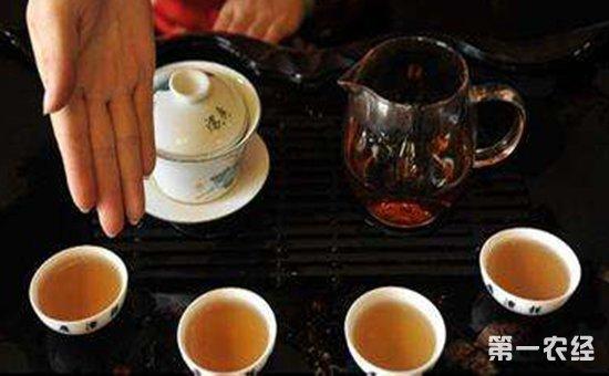 简单的泡茶步骤和方法
