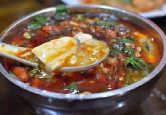 <b>四川乐山特色风味小吃——乐山豆腐脑</b>