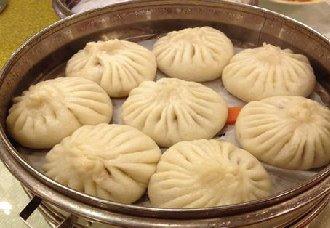 <b>天津传统风味小吃——狗不理包子</b>