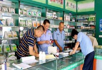 山东:规范农药市场 进行非法假劣和禁限用农药打击行动