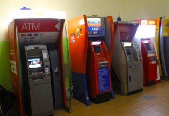 移动支付日渐普及成熟 上半年ATM机厂商业绩集体下滑