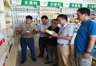 福建安福县:开展农药市场监督管理工作